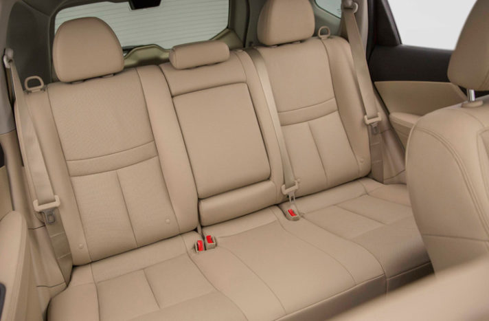 Nissan Rogue Platinum Reserve Interior NY