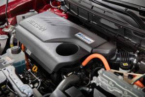 2017 Nissan Rogue Hybrid NY
