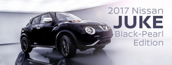 2017 Nissan JUKE Black Pearl Edition NY