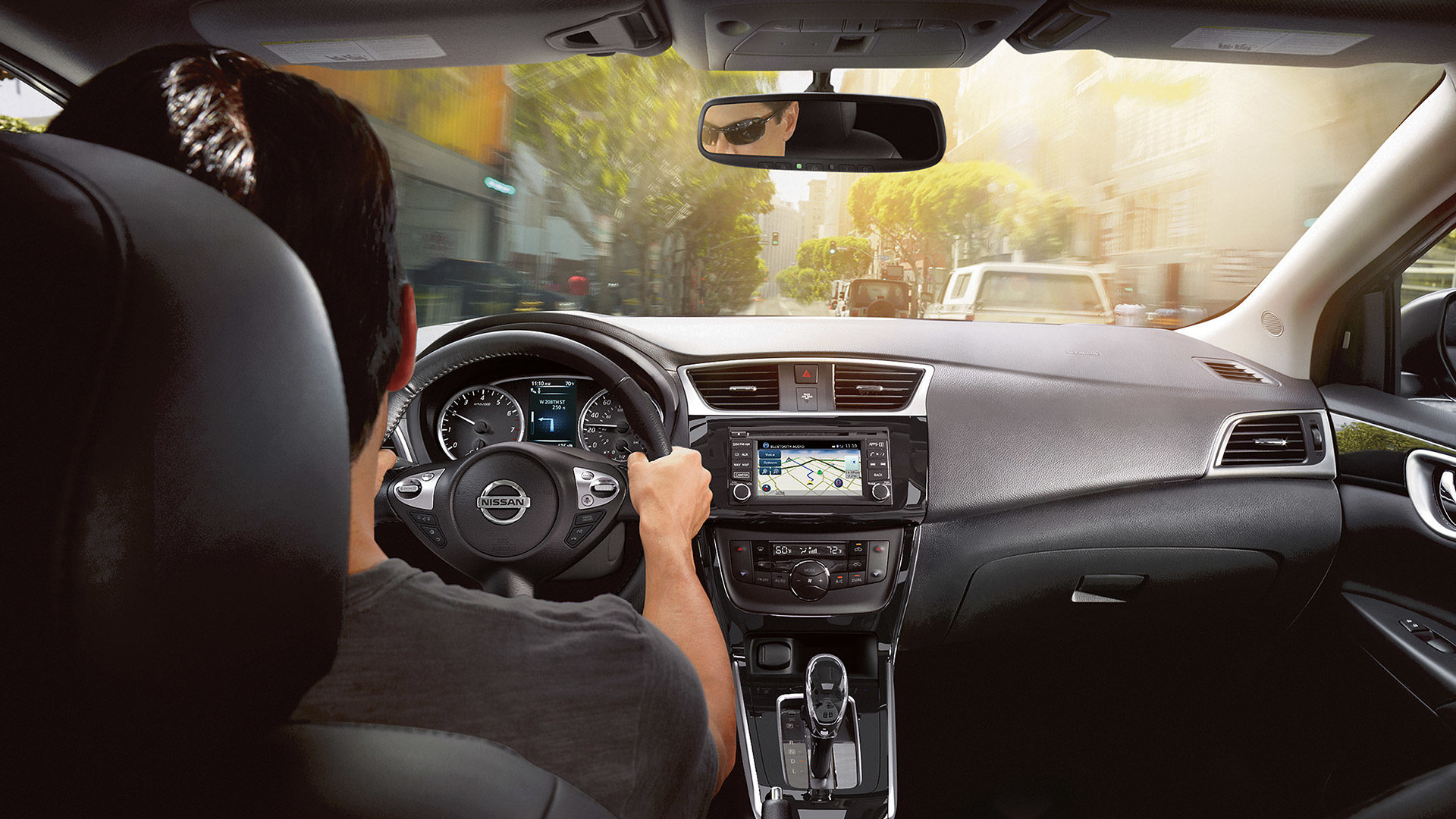 nissan sentra car review and reviews driver sv price