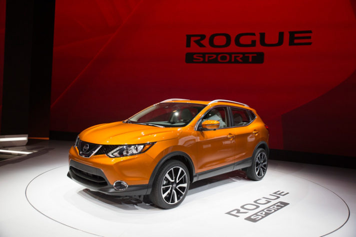 2017 Nissan Rogue Sport Kingston NY