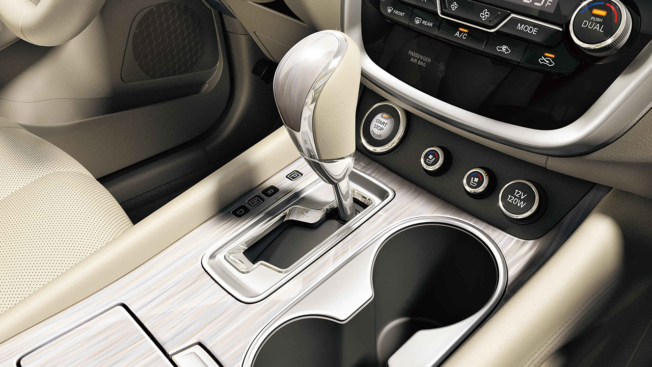 Nissan Murano CVT