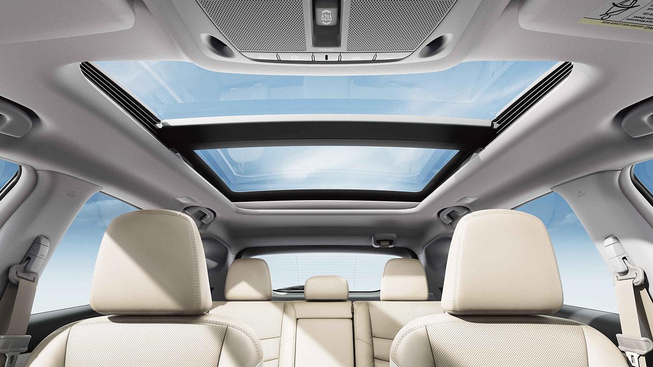 2017 Nissan Murano Interior Moonroof Original