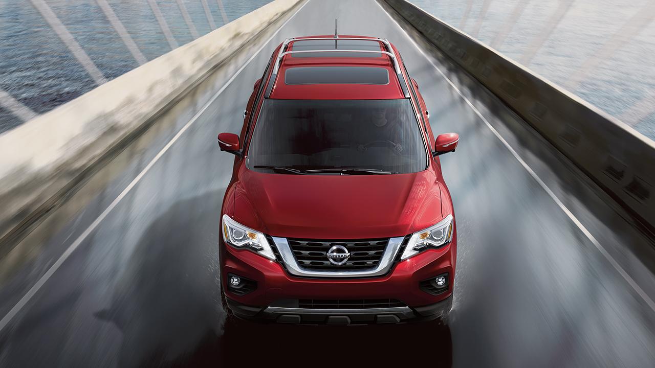 2018 Nissan Pathfinder Lease NY