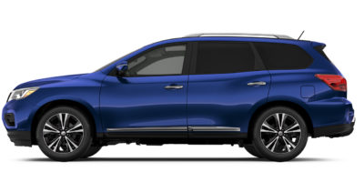 Photo of 2019 Nissan Pathfinder