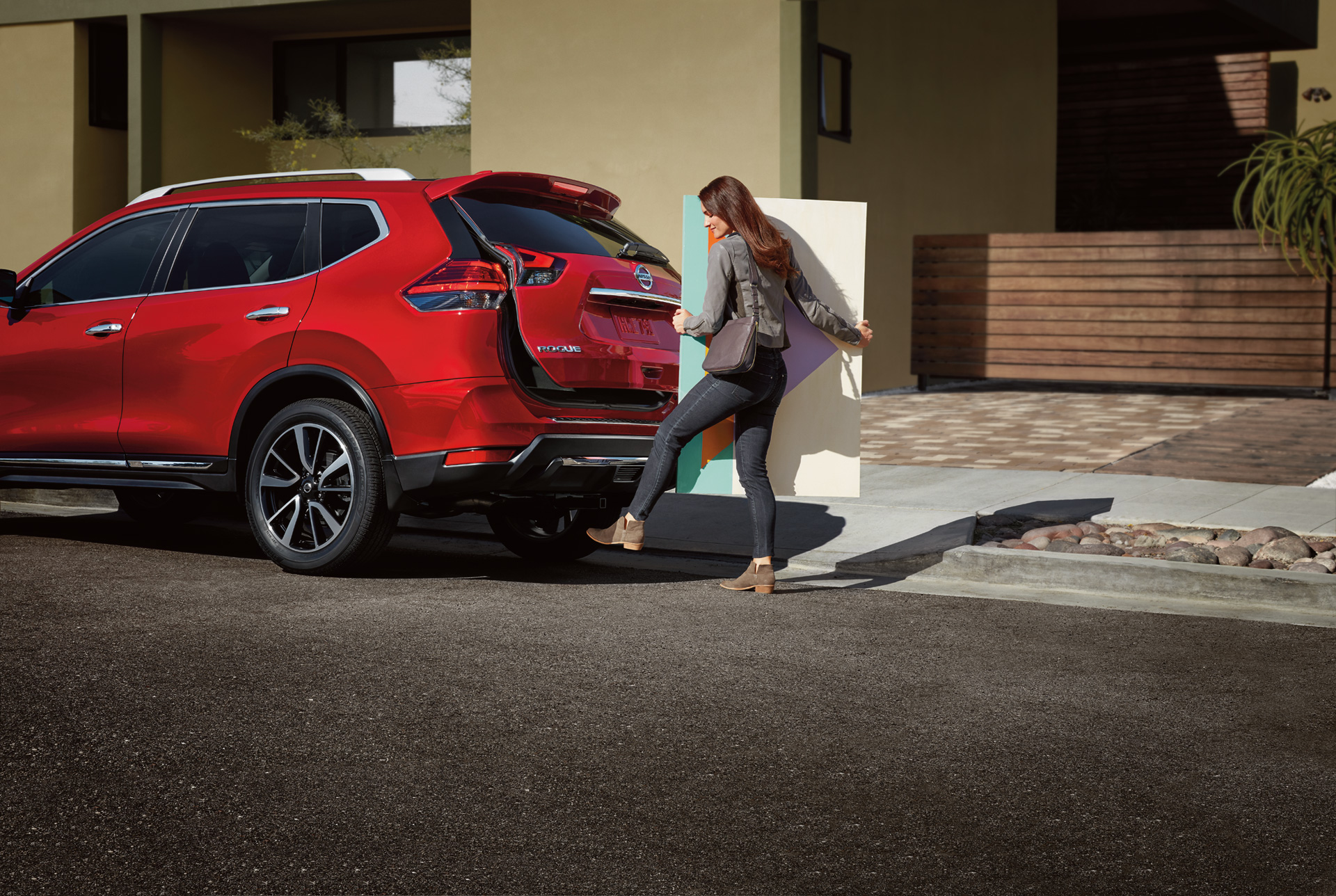 Nissan Rogue Motion Activated Liftgate