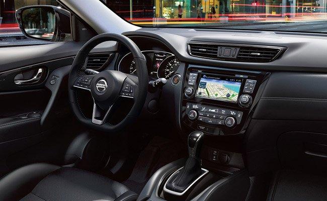 Nissan Rogue Navigation System