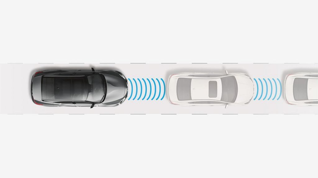 Nissan Maxima Predictive Forward Collision Warning