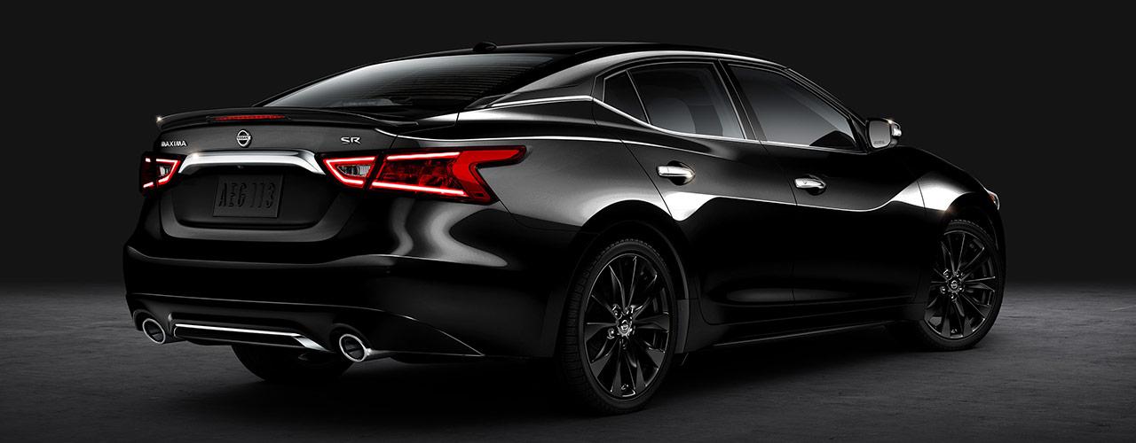 Nissan Maxima Midnight Edition NY