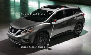 Nissan Murano Midnight Edition NY
