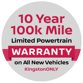 10 year - 100k mile warranty
