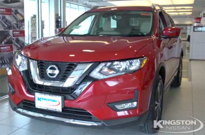2017 Nissan Rogue Video Review NY