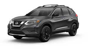 2017 Nissan Rogue Midnight Edition for sale in NY