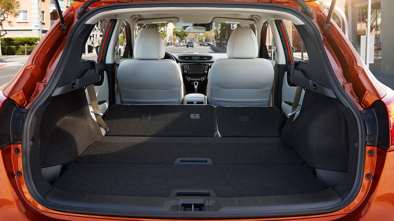 Nissan Rogue Sport Cargo Space