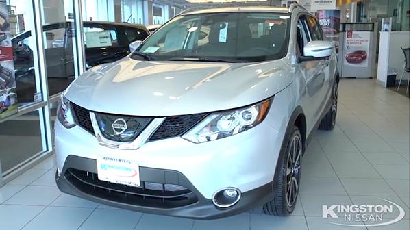2017 Nissan Rogue Sport Video