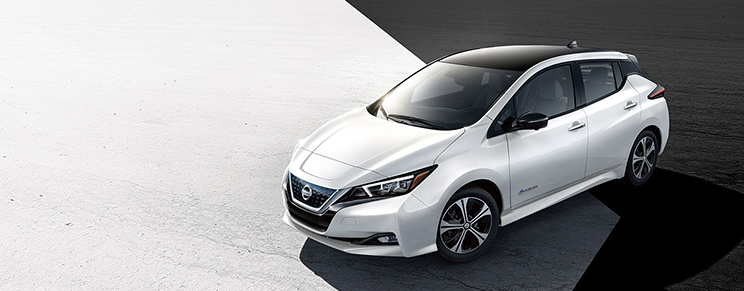 2018 Nissan LEAF Kingston NY