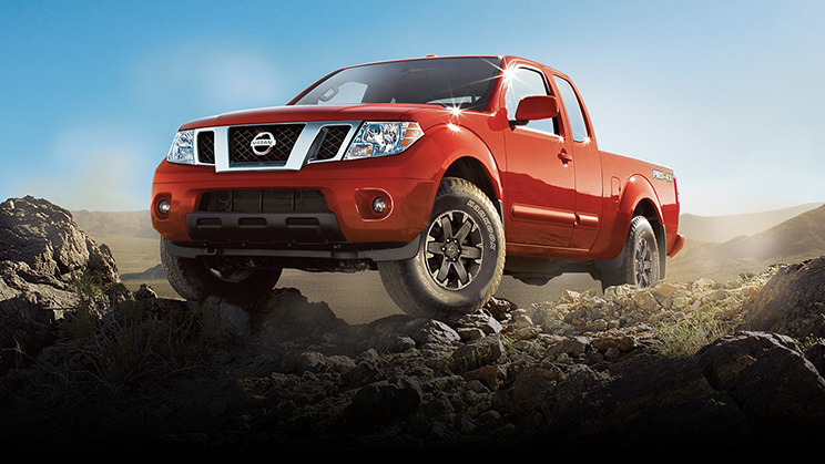 2018 Nissan Frontier Video