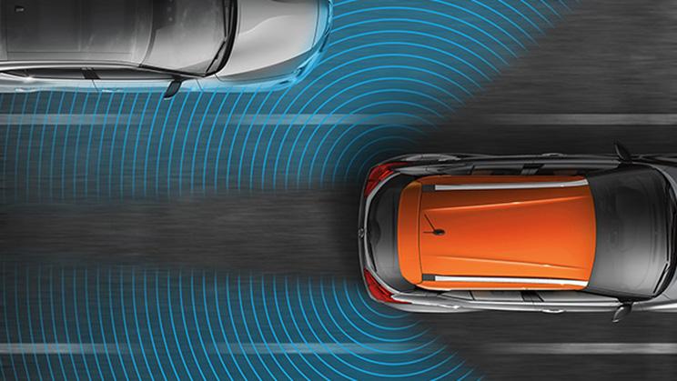 2018 Nissan Kicks Safety