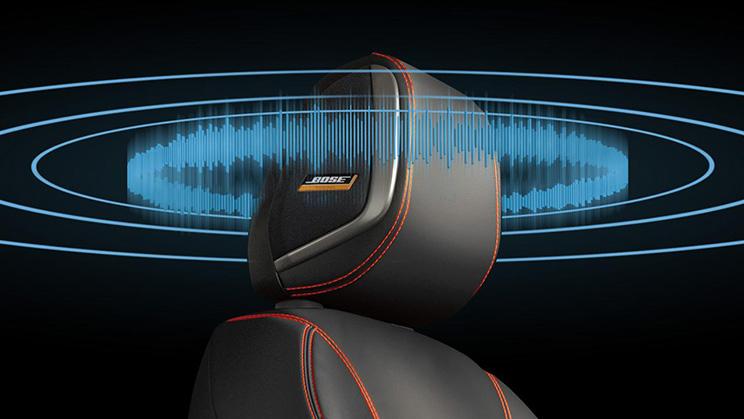 Nissan Kicks Bose Personal Plus