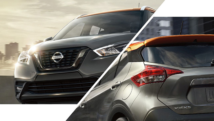 Nissan Announces The All New 2018 Nissan Kicks