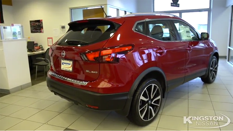 2018 Nissan Rogue Sport Kingston NY