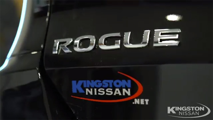 2018 Nissan Rogue Video Review