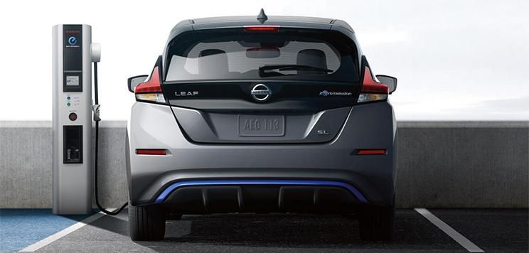 2018 Nissan LEAF SL NY