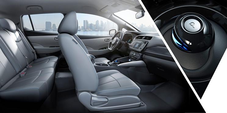 2018 Nissan LEAF S NY