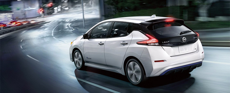 2018 Nissan LEAF Video Review