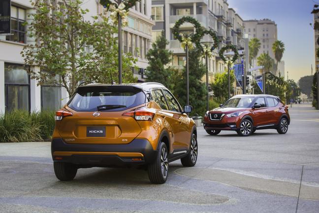 Nissan Kicks Lease Deals NY