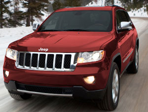 2013 Jeep Grand Cherokee in NJ