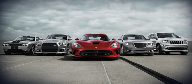 Drive SRT - Salerno Duane's SRT Lineup in Summit! - Salerno Duane Summit