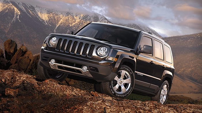 FOR SALE: The 2014 Jeep Patriot is now available in Summit, NJ