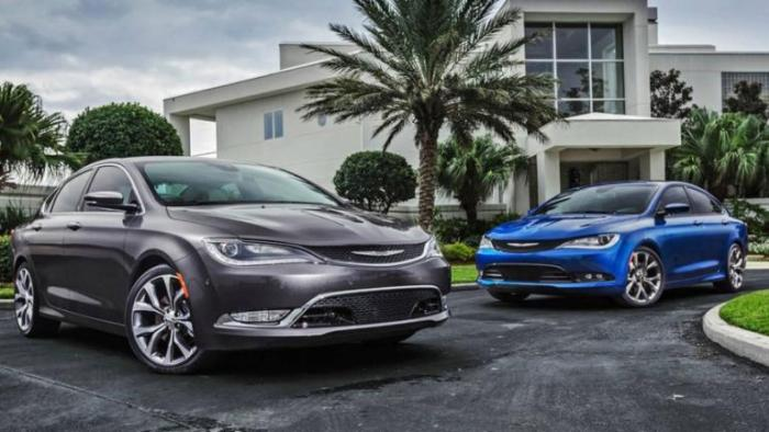 COMING SOON: 2015 Chrysler 200 to Summit, New Jersey