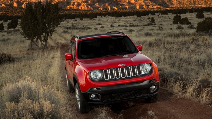 COMING SOON: 2015 Jeep Renegade Summit, New Jersey