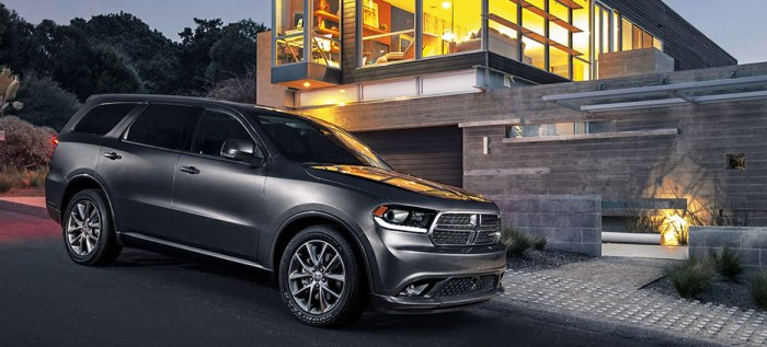 REVIEWED: The 2014 Dodge Durango is in Summit, New Jersey and available now