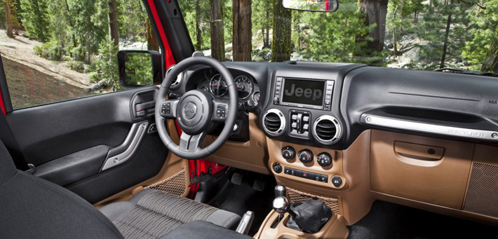 A Rugged, Yet Refined Interior. See Our Jeep Wrangler Inventory | See Our Jeep  Wrangler Unlimited Inventory
