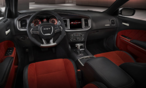REVEALED: Interior of the 2015 Dodge Charger Hellcat