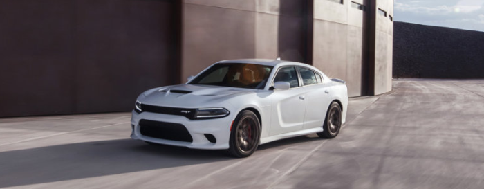 REVEALED: 2015 Dodge Charger Hellcat