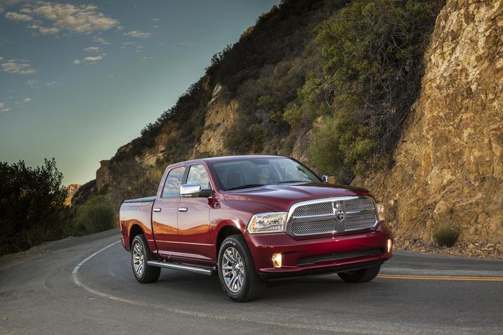 2015 Ram 1500 EcoDiesel Central Jersey