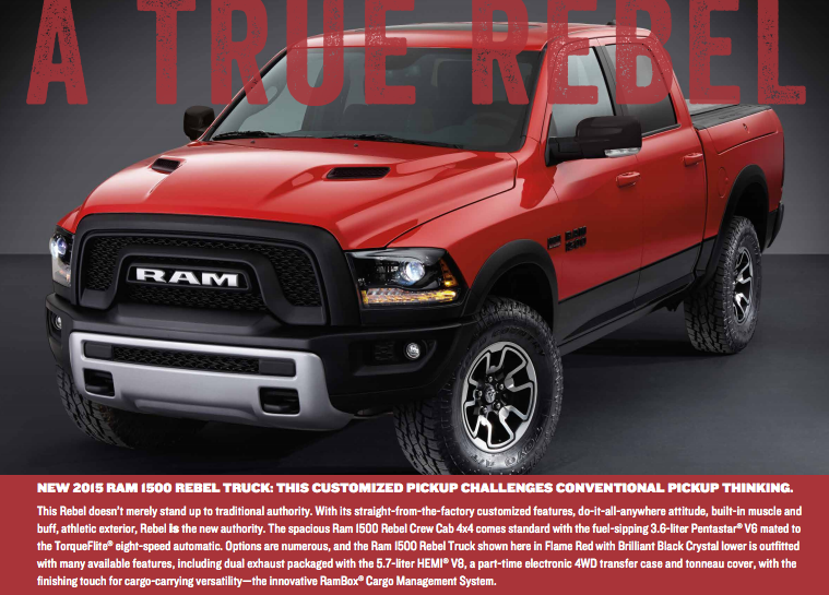 Detroit Auto Show Coverage of the 2015 Ram 1500