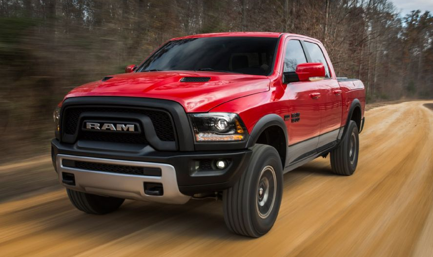 Take the All-New 2015 Ram 1500 Rebel for a Spin.