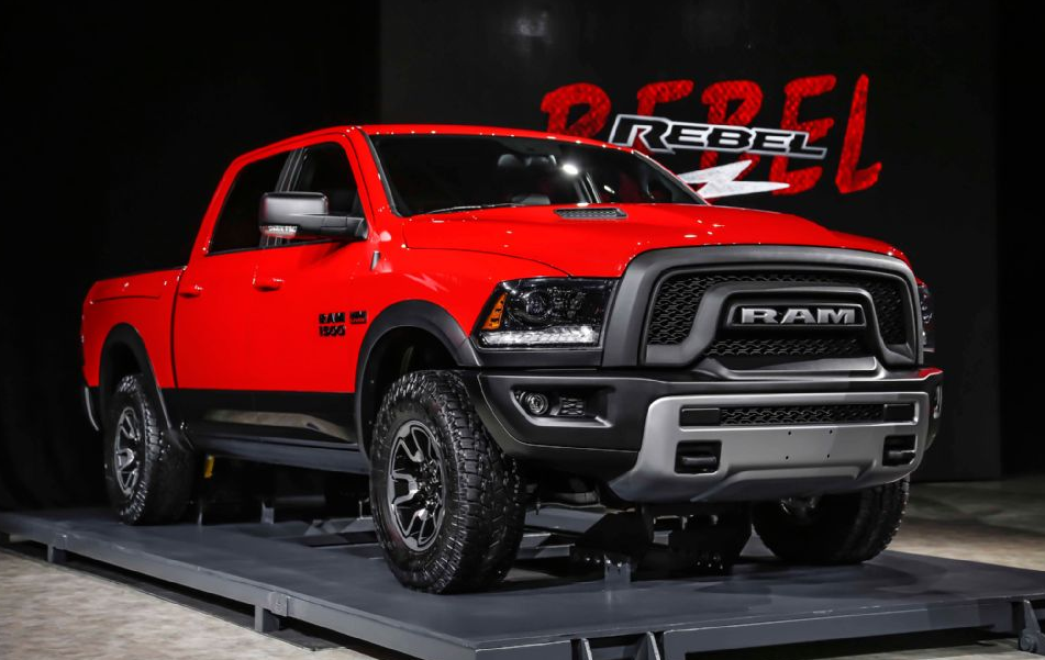 Detroit Auto Show Coverage of the 2015 Ram 1500.
