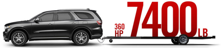 2015 Dodge Durango Near Morristown NJ