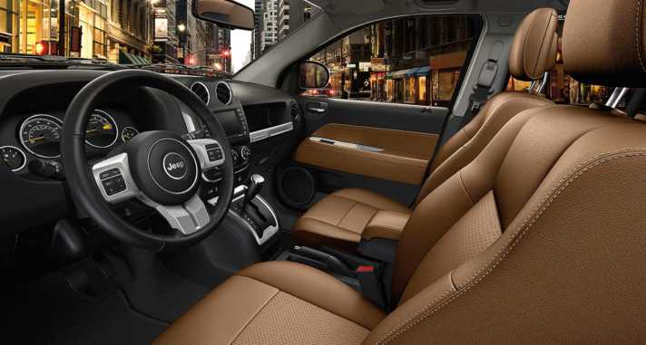 2015 Jeep Compass Shopping Guide