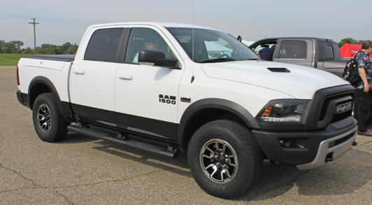 Front Ram 1500 Star Wars Rebel Edition