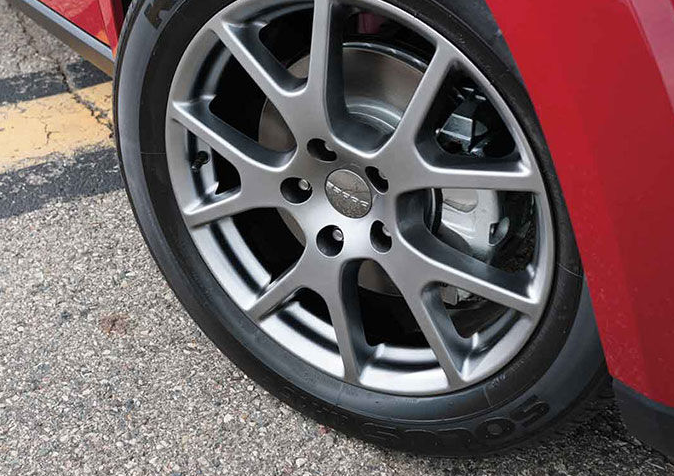 Wheels for 2015 Dodge Journey in NJ