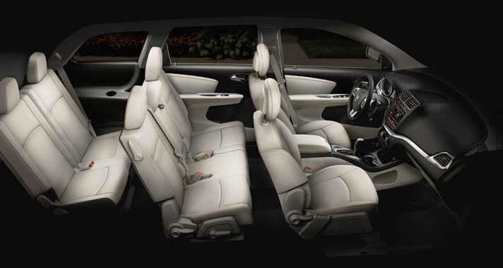 Seating for the 2015 Dodge Journey in Central Jersey