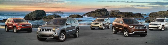 2015-Jeep-Grand-Cherokee-Lineup