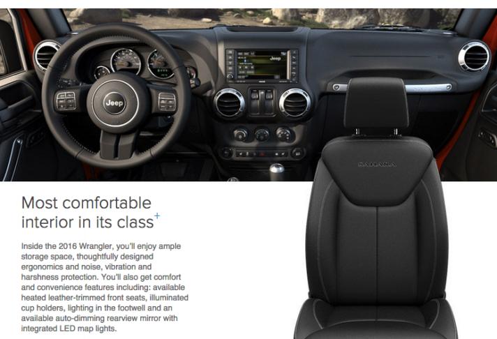 2016-Jeep-Wrangler-Leather-Interior-Improvements
